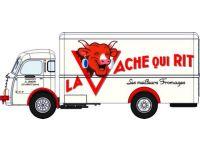 1//87 REE MODELES PANHARD MOVIC valise la vache qui rit cb-035
